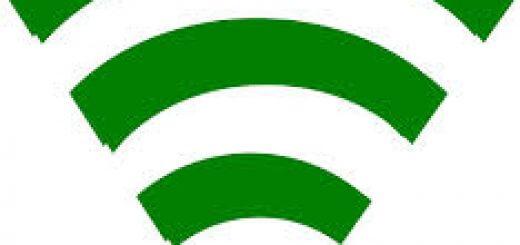 Logo voor WiFi